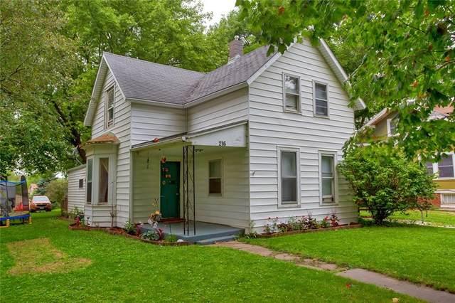 216 Gaines Street, Stuart, IA 50250 (MLS #635352) :: Pennie Carroll & Associates