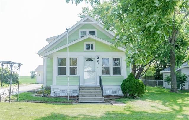 607 Cedar Avenue, Woodward, IA 50276 (MLS #635421) :: Pennie Carroll & Associates
