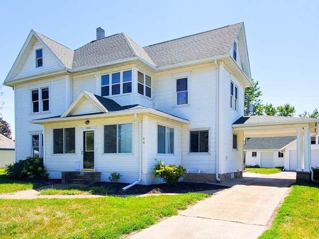 820 Main Street, Mccallsburg, IA 50154 (MLS #635881) :: Better Homes and Gardens Real Estate Innovations