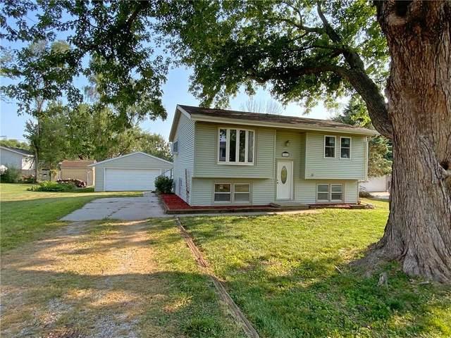 906 Reuel Avenue, Kellogg, IA 50135 (MLS #636176) :: Pennie Carroll & Associates