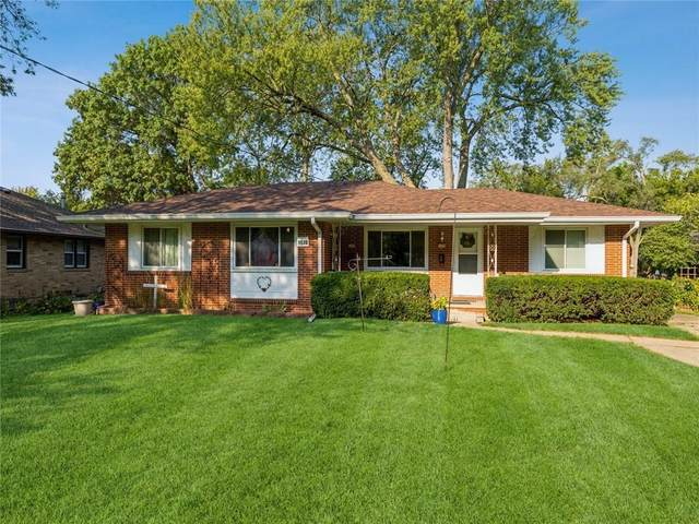 1620 63rd Street, Windsor Heights, IA 50324 (MLS #637562) :: EXIT Realty Capital City