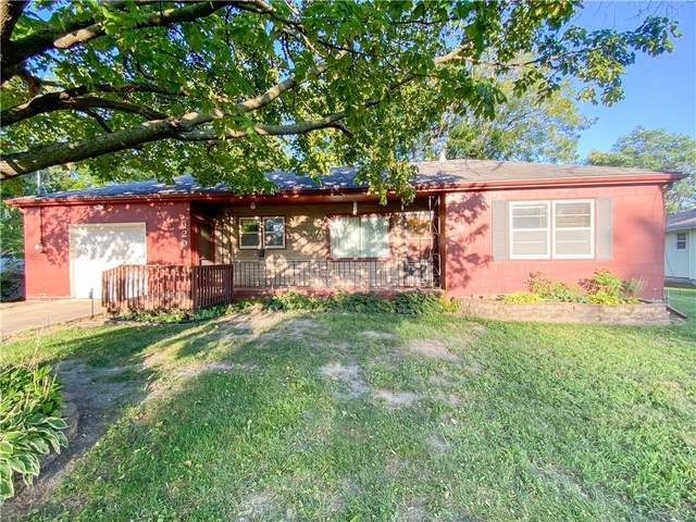 6201 SW 13th Street, Des Moines, IA 50315 (MLS #637728) :: EXIT Realty Capital City
