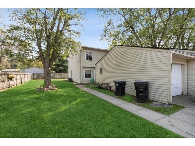 510 NW 5th Street, Earlham, IA 50072 (MLS #637761) :: EXIT Realty Capital City