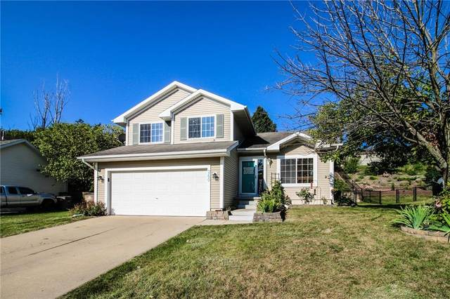 260 Becky Lynn Boulevard, Pleasant Hill, IA 50327 (MLS #637859) :: Pennie Carroll & Associates