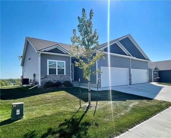 821 Pinehurst Way, Polk City, IA 50226 (MLS #637870) :: EXIT Realty Capital City