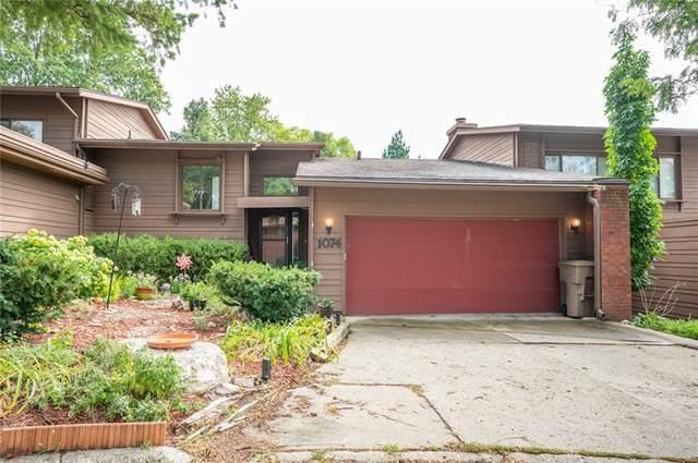 1074 Woodland Park Drive, West Des Moines, IA 50266 (MLS #637882) :: EXIT Realty Capital City
