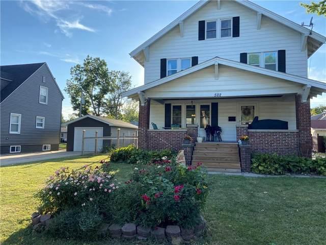 502 S Elm Street, Jefferson, IA 50129 (MLS #637906) :: EXIT Realty Capital City