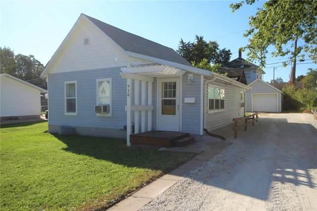910 E Marion Street, Knoxville, IA 50138 (MLS #637907) :: Pennie Carroll & Associates