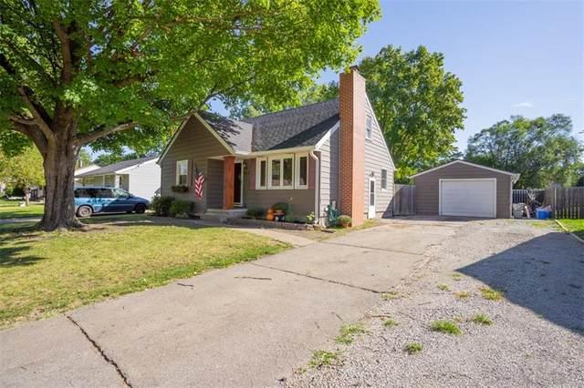 2515 E 25TH Street, Des Moines, IA 50317 (MLS #637908) :: Pennie Carroll & Associates