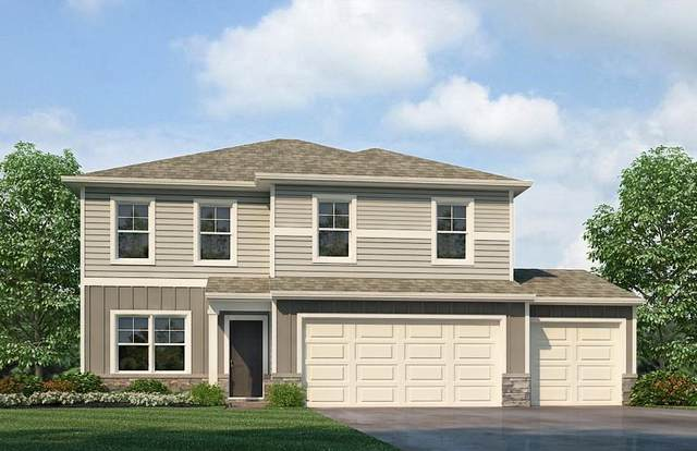 3301 NW Reinhart Drive, Ankeny, IA 50023 (MLS #637986) :: Pennie Carroll & Associates
