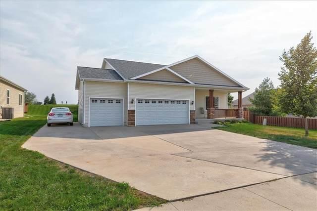 4925 Andrews Place, Pleasant Hill, IA 50327 (MLS #638001) :: Pennie Carroll & Associates