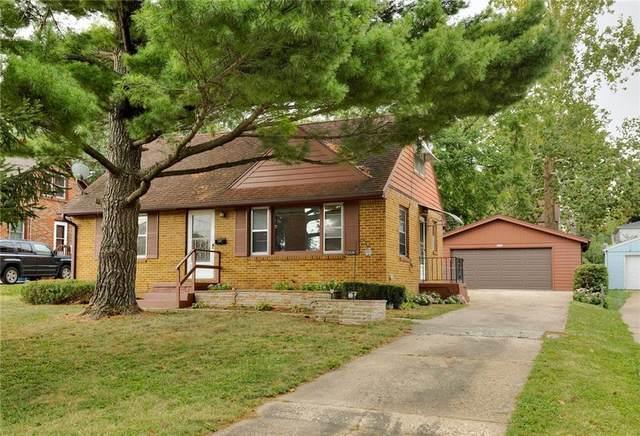5826 Urbandale Avenue, Des Moines, IA 50322 (MLS #638042) :: Pennie Carroll & Associates