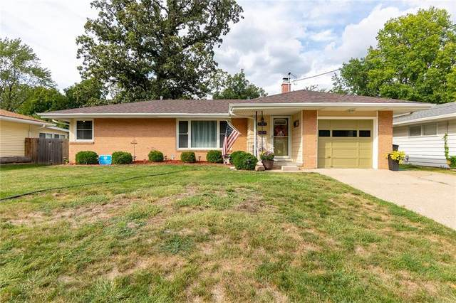 3707 Crestmoor Place, Des Moines, IA 50310 (MLS #638098) :: Pennie Carroll & Associates