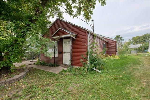 1904 E 25th Street, Des Moines, IA 50317 (MLS #638103) :: Pennie Carroll & Associates