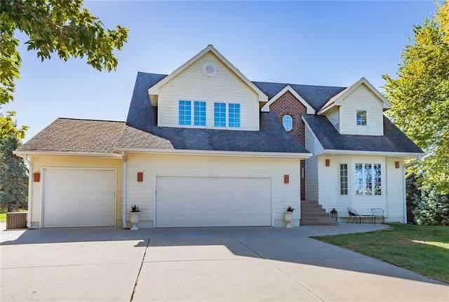 9125 NW Lakeridge Lane, Polk City, IA 50226 (MLS #638168) :: Pennie Carroll & Associates
