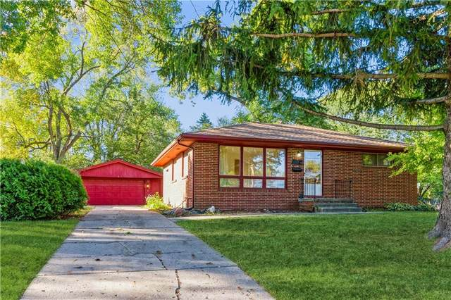 1404 Kenyon Avenue, Des Moines, IA 50315 (MLS #638317) :: Better Homes and Gardens Real Estate Innovations