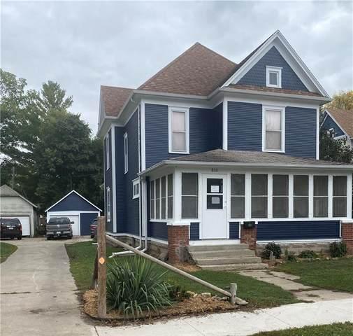 810 College Avenue, Iowa Falls, IA 50126 (MLS #639077) :: EXIT Realty Capital City