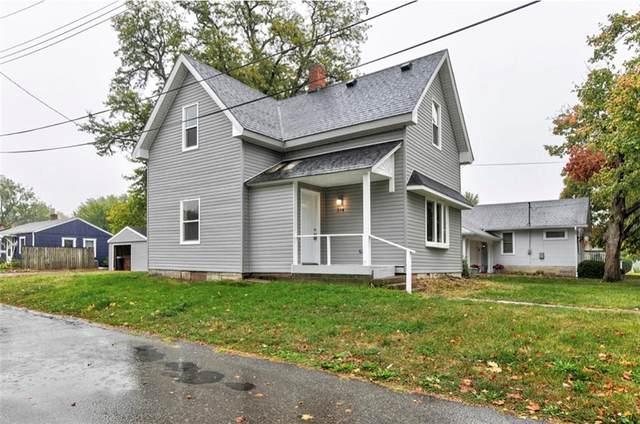 314 E 8th Street S, Newton, IA 50208 (MLS #639452) :: EXIT Realty Capital City