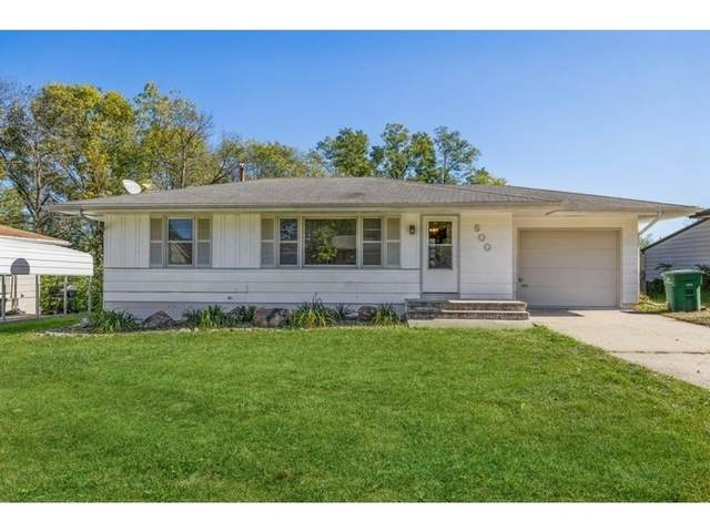 500 S 5th Street, Carlisle, IA 50047 (MLS #639690) :: Better Homes and Gardens Real Estate Innovations
