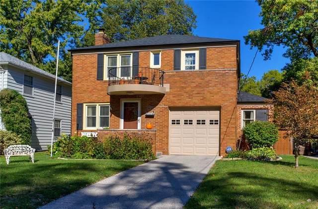 4331 Sheridan Avenue, Des Moines, IA 50310 (MLS #639812) :: EXIT Realty Capital City