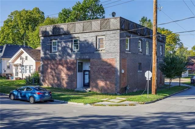 1372 E 12th Street, Des Moines, IA 50316 (MLS #640101) :: Pennie Carroll & Associates