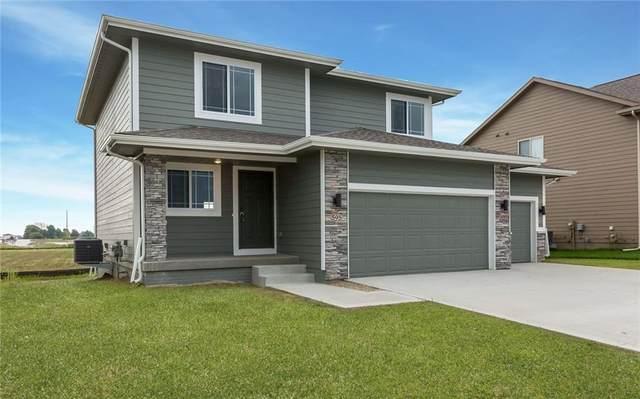2404 NW North Creek Drive, Ankeny, IA 50023 (MLS #640103) :: Pennie Carroll & Associates