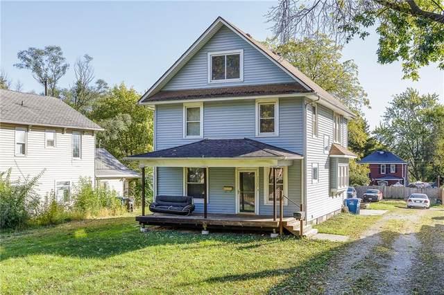1231 E 13th Street, Des Moines, IA 50316 (MLS #640113) :: Pennie Carroll & Associates