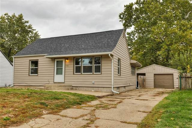 1301 E 37th Street, Des Moines, IA 50317 (MLS #640240) :: Better Homes and Gardens Real Estate Innovations