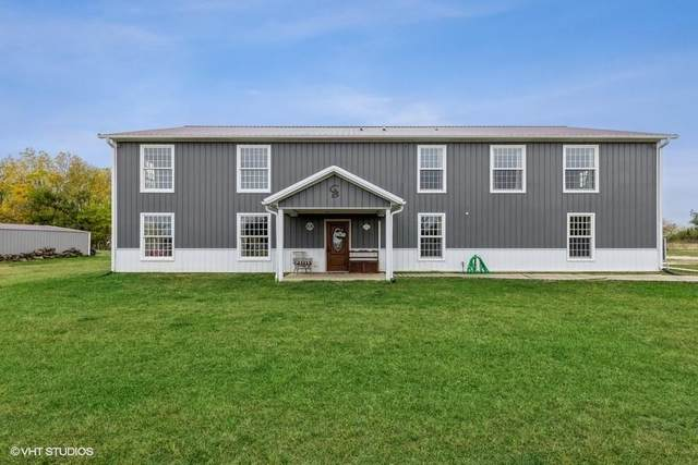 5650 56th Street, Carlisle, IA 50047 (MLS #640275) :: Better Homes and Gardens Real Estate Innovations