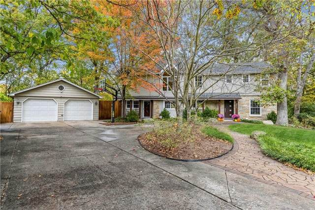 3217 34th Place, Des Moines, IA 50310 (MLS #640279) :: Better Homes and Gardens Real Estate Innovations