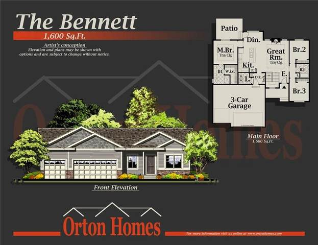 1020 W Trace Place, Polk City, IA 50226 (MLS #640282) :: Better Homes and Gardens Real Estate Innovations
