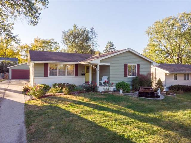 548 31st Street, West Des Moines, IA 50265 (MLS #640286) :: Better Homes and Gardens Real Estate Innovations