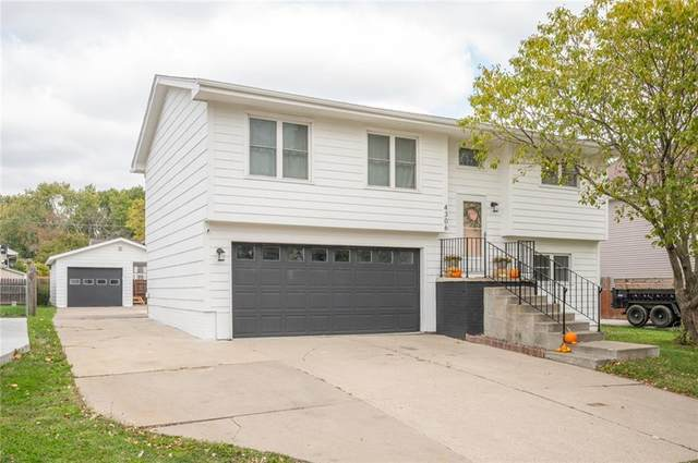 4306 E Clinton Avenue, Des Moines, IA 50317 (MLS #640345) :: Better Homes and Gardens Real Estate Innovations