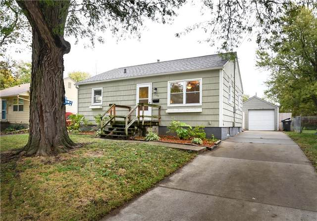 2123 60th Street, Des Moines, IA 50322 (MLS #640596) :: The dsmSOLD Team