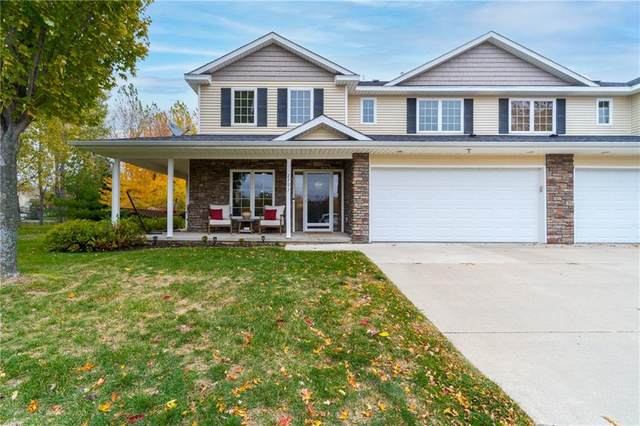 2791 155th Court, Clive, IA 50325 (MLS #640608) :: The dsmSOLD Team