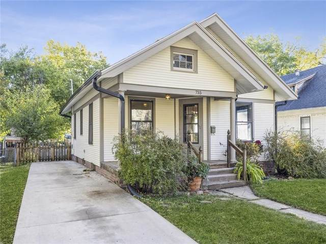 735 34th Street, Des Moines, IA 50312 (MLS #640633) :: The dsmSOLD Team