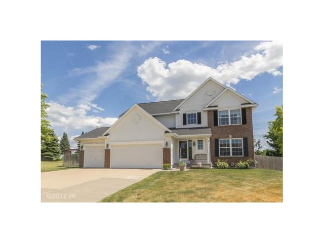 13206 Holcomb Drive, Urbandale, IA 50323 (MLS #542262) :: Colin Panzi Real Estate Team