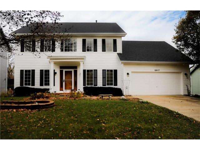 8817 Highland Oaks Drive, Johnston, IA 50131 (MLS #551161) :: Pennie Carroll & Associates