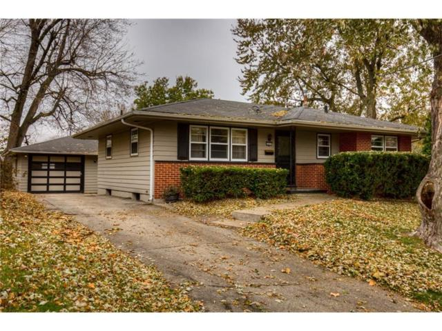 2401 Mansfield Drive, Des Moines, IA 50317 (MLS #551258) :: EXIT Realty Capital City