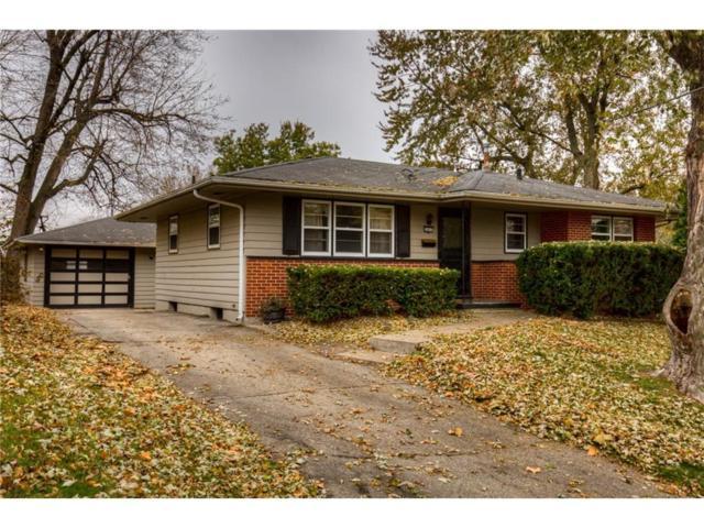2401 Mansfield Drive, Des Moines, IA 50317 (MLS #551258) :: Moulton & Associates Realtors