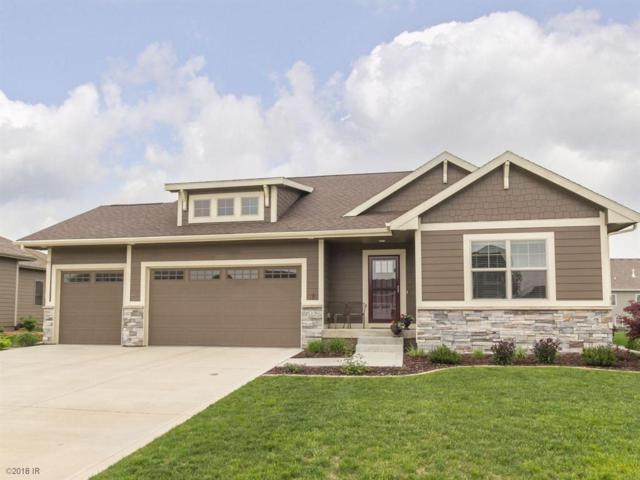615 NE Traverse Drive NE, Waukee, IA 50263 (MLS #561605) :: Better Homes and Gardens Real Estate Innovations