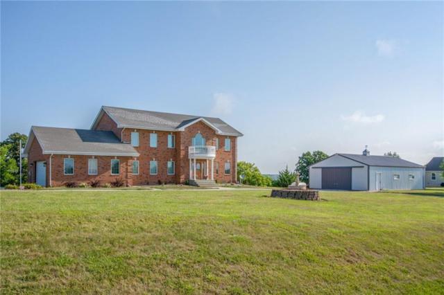 1655 Mcbride Road, Van Meter, IA 50261 (MLS #567669) :: Better Homes and Gardens Real Estate Innovations