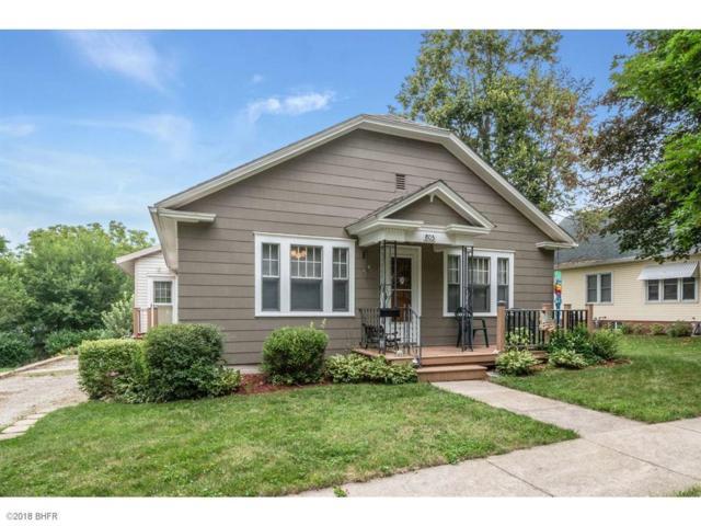 805 Prairie Street, Guthrie Center, IA 50115 (MLS #568421) :: Colin Panzi Real Estate Team