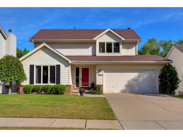 5985 Applewood Drive, West Des Moines, IA 50266 (MLS #569926) :: Pennie Carroll & Associates