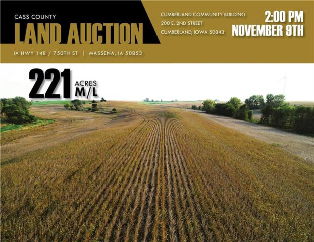 00 148 Highway, Massena, IA 50853 (MLS #570737) :: Colin Panzi Real Estate Team