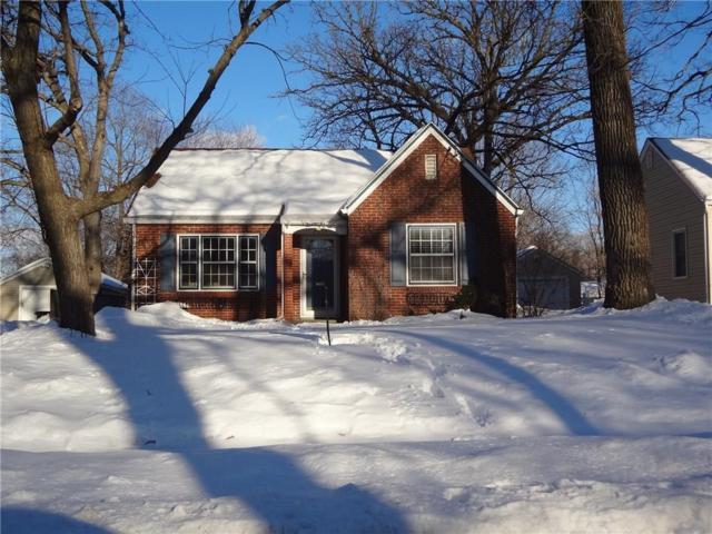 2613 33rd Street, Des Moines, IA 50310 (MLS #577437) :: Colin Panzi Real Estate Team