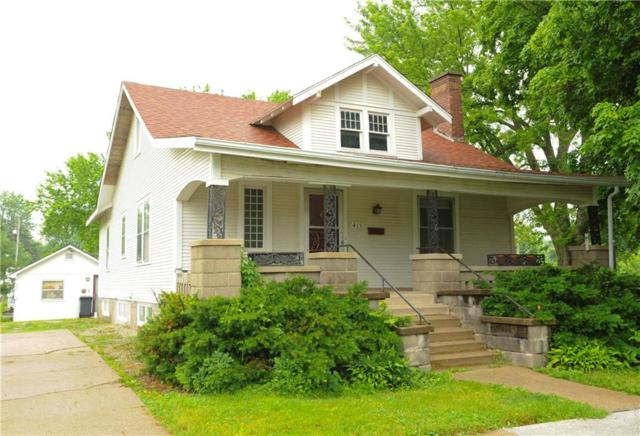 413 E Marion Street, Knoxville, IA 50138 (MLS #584829) :: Pennie Carroll & Associates