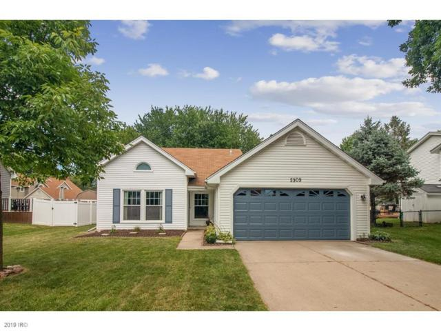 5909 Village Circle, Johnston, IA 50131 (MLS #587011) :: Colin Panzi Real Estate Team