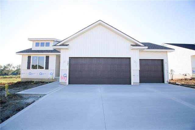 1417 Prairie Vista Court, Norwalk, IA 50211 (MLS #591221) :: Better Homes and Gardens Real Estate Innovations