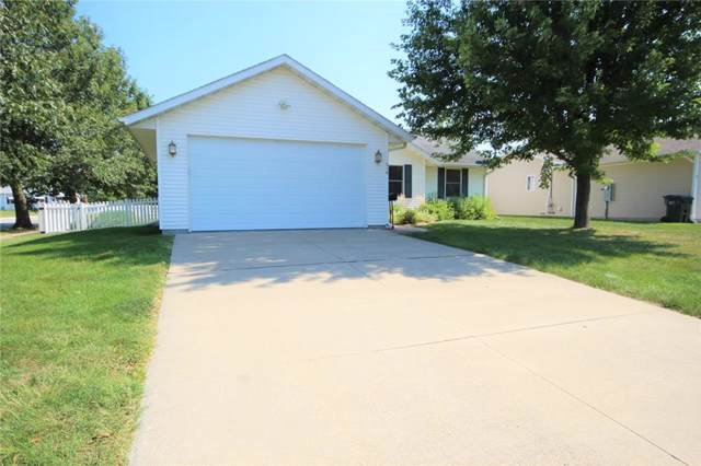 318 N I Street, Oskaloosa, IA 52577 (MLS #591223) :: EXIT Realty Capital City